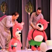 <i>TYMOTEUSZ I PSIUŃCIO</i>, Teatr Dzieci Zagłębia im. Jana Dormana, Będzin